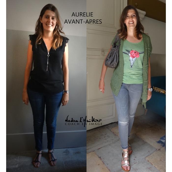 Aurelie Relooking Montpellier