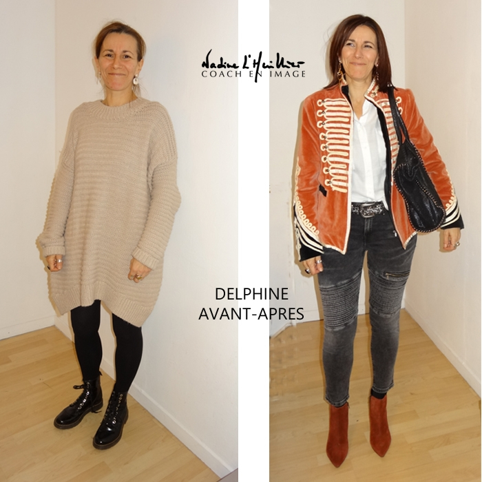 Delphine Relooking Montpellier