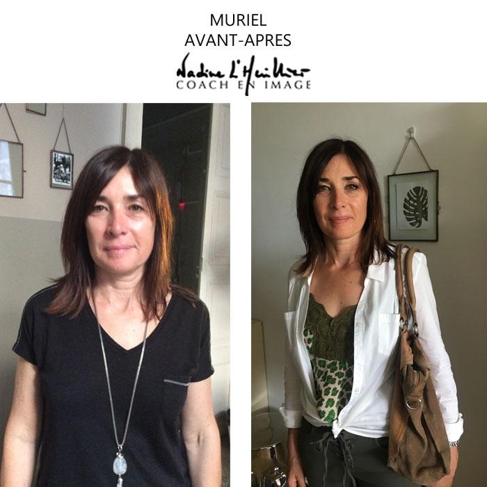 Muriel Relooking Montpellier