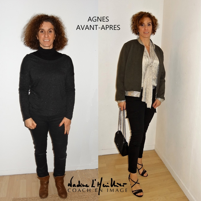 AGNES RELOOKING MONTPELLIER