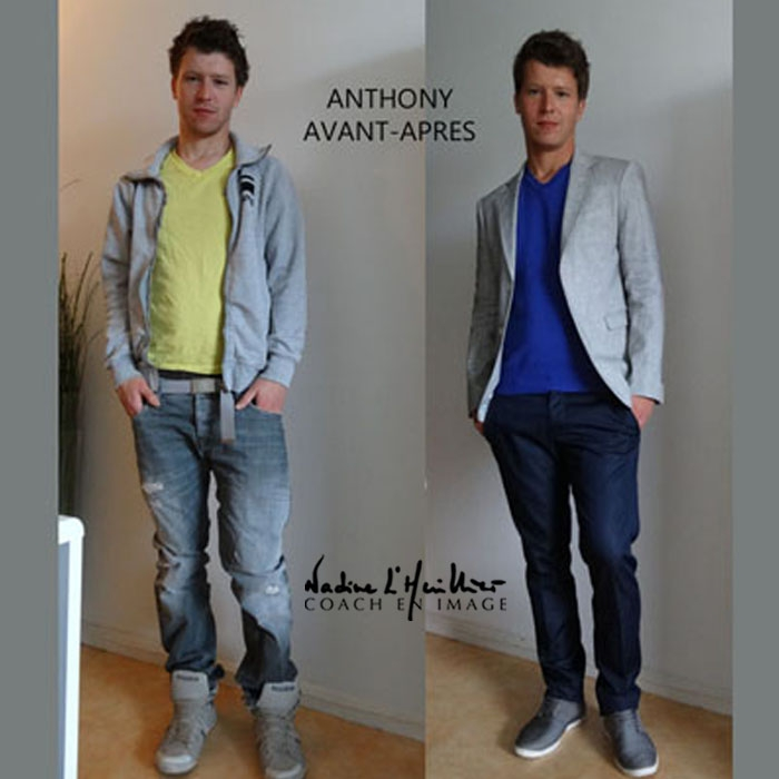 ANTHONY RELOOKING MONTPELLIER