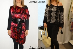 ACCOMPAGNEMENT SHOPPING MONTPELLIER   AVEC NADINE L HUILLIER