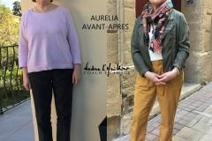 RELOOKING FEMME MURE HERAULT  AVEC NADINE L HUILLIER