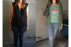 RELOOKING MAMAN MONTELLIER  AVEC NADINE L HUILLIER