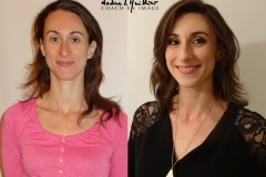 RELOOKING  FEMME MINCE MONTPELLIER  AVEC NADINE L HUILLIER